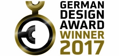 GERMAN DESIGN AWARDS 2017 WINNER