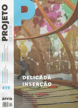 Revista Projeto e Design