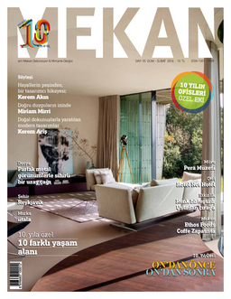 Mekan Magazine Turkey